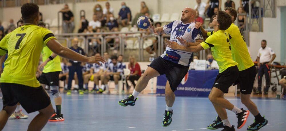 TECNOCEM San Lazzaro sconfitta a Pescara
